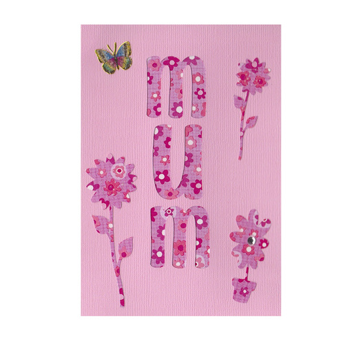 Say it Pink Mother's Day Card (MD400)