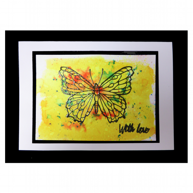 Yellow Butterfly (GEN002)