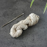 50g Vegan Hemp Yarn