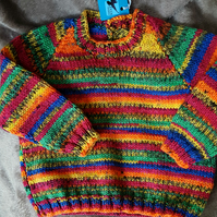 Bright and Beautiful Toddler's Jumper
