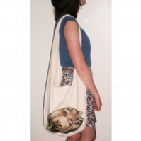 Fox moon bag