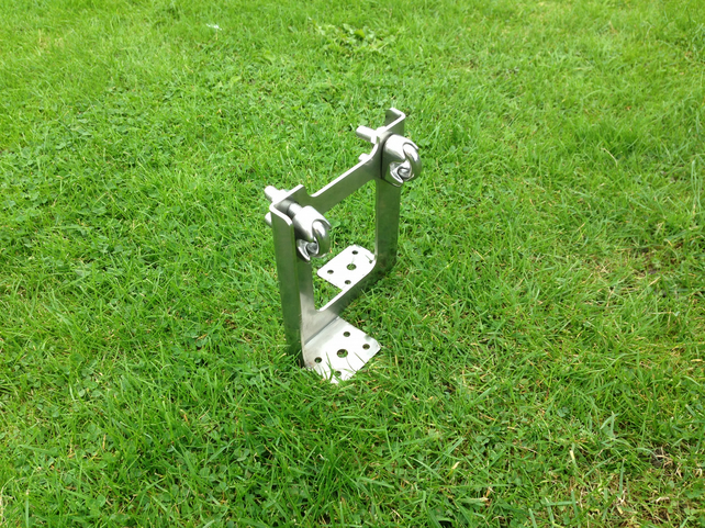 Weathervane Mounting Bracket
