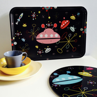 Spaceretro Rock n Roll Tray