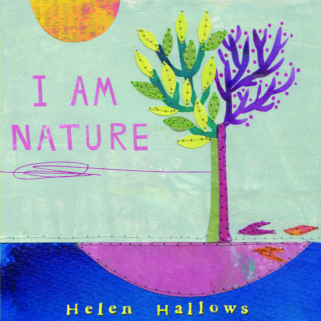 'I am Nature' - inspiration for working with nature as inspiration