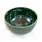Ceramic  Pottery Bowl Green Porridge