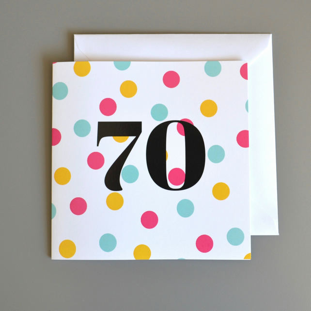 21st Birthday Card for Her - 21 - Twenty-one - Twenty first Birthday Card