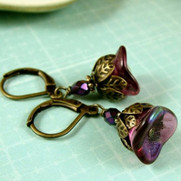 Victoria Rose Earrings