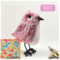 The Tilly Bird Kit in 'Poppy & Daisy'