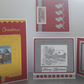 Pk of four Christmas Cards