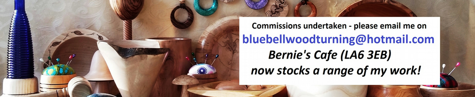 Bluebell Woodturning