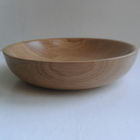 Recycled Oak Wood Bowl 771