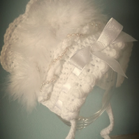 Taylor traditional Baby bonnet