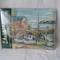 Anchor tapestry kit, KT85 Mullion cove, Cornwall, new unused