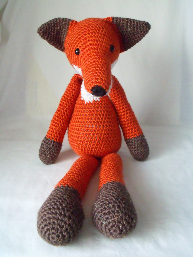 The Most Fabulous Fox Amigurumi Patterns to Add to Your List | 856x642