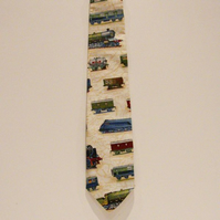 Men's Train Tie