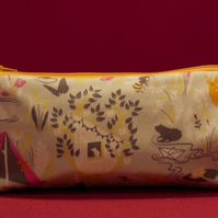 Woodland Animal Pencil Case