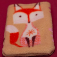 iPhone and mobile Woodland Fleece cover