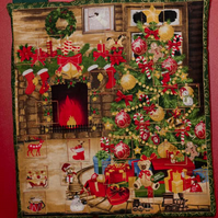 Christmas Scene Advent Calendar