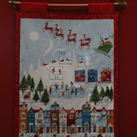 Christmas Carols Advent Calendar