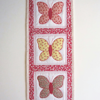 PRICE REDUCTION Quilted butterflies