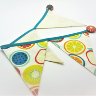Fridge Bunting (fruity)