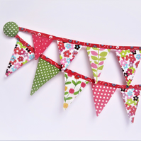 Mini Magnetic Bunting (double)