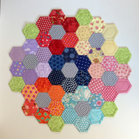 Quilted centrepiece