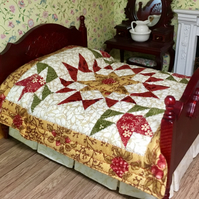 Miniature Double Quilt