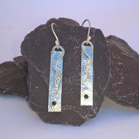 'Wiggly' Earrings