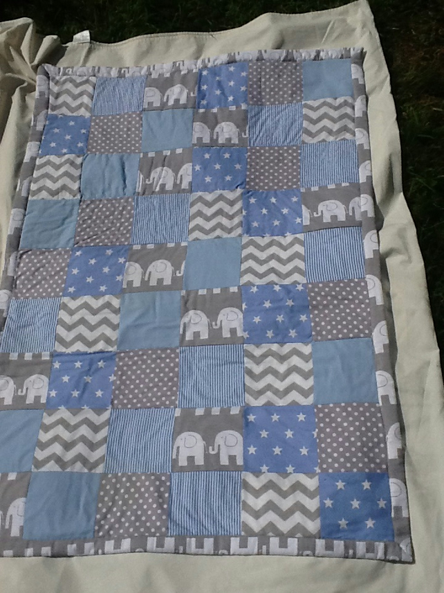 "MADE TO ORDER Child or Baby Quilt 36"" x 50"" app"