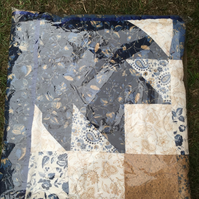 "Bears Paw Quilt 54"" X 54""app SOLD"