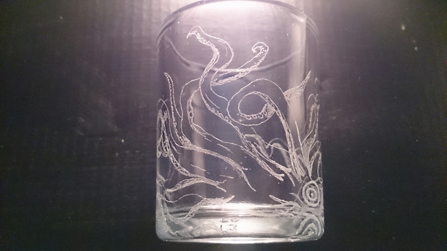 kraken tea light