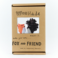 Fox and Friends Craft Pack