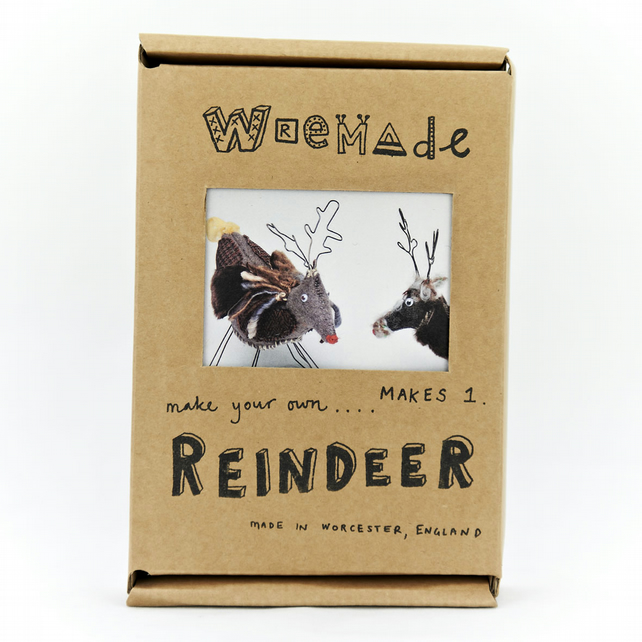 Reindeer Craft Pack