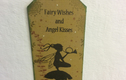 Magical fairy bookmarks