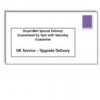 Special Delivery Guaranteed by 1pm with Saturday Guarantee - UK Service