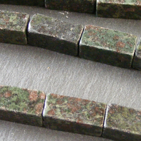 Zoisite Gemstone Beads for Jewellery Making