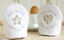 Personalised Egg And Tea Cosies