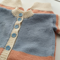 Baby Knitted Onesie