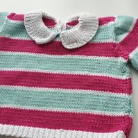 Striped Baby Jumper