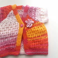 Baby Cardigan 0 - 6 months