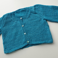 Cropped Lace Cardigan 12 - 18 months
