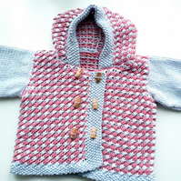 Duffle Jacket 6 - 12 months