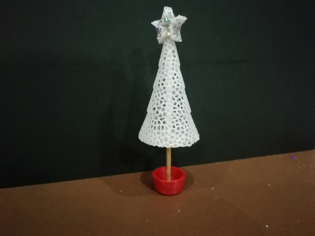 3D Printed Christmas Trees