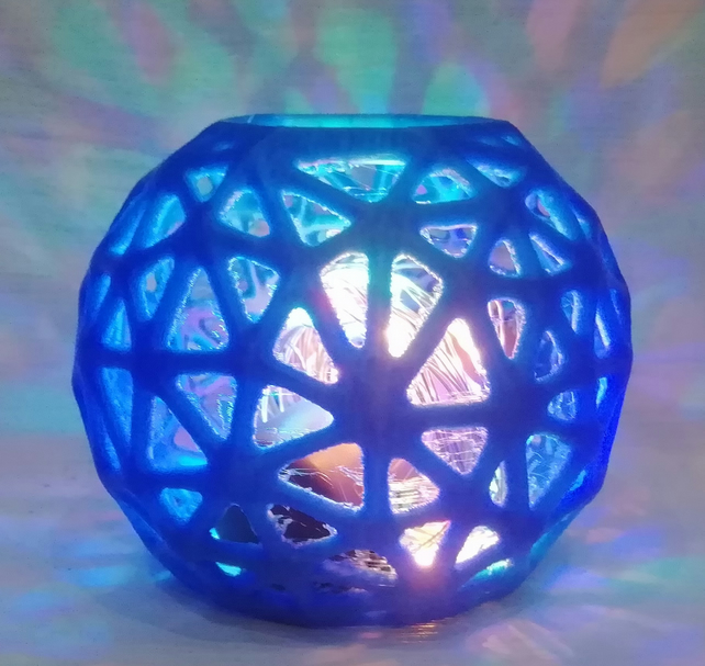 Voronoi  Tea Light