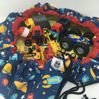 Toy Storage Bag-Large