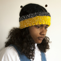 Unisex adult reflective Headband - (acrylic) - Father's Day Special