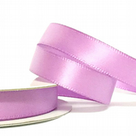 10mm Lilac Satin Ribbon