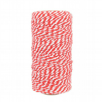 Red Baker's Twine 10m