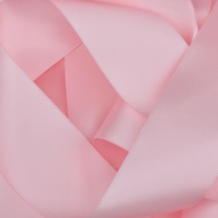 Light Pink Satin Ribbon 3mm
